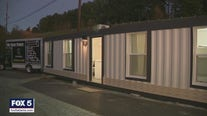 Shipping containers to home