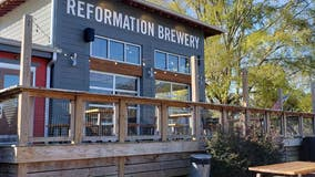 Woodstock brewery crafts holiday shopping event