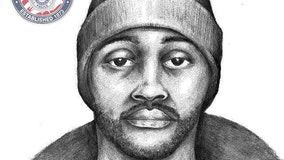 Sketch of Gainesville robbery suspect released by police