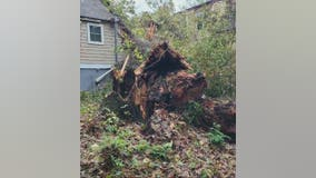 Family still displaced after Tropical Storm Zeta damages home