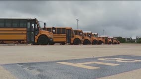 4-year-old left alone on Coweta County school bus