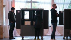 Voting machine error causing delays in Morgan County