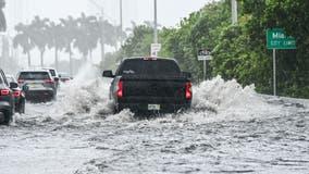 Tropical Storm Theta breaks record as Florida's west coast braces for Tropical Storm Eta landfall