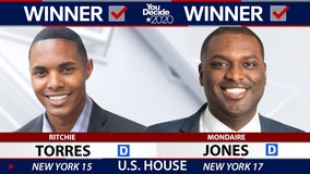 NY elects two openly gay Black men to Congress