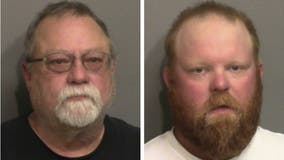 Judge weighs bond for father, son in Ahmaud Arbery slaying