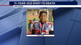 Persons of interest cleared in 11-year-old boy's shooting death