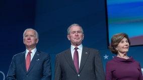 Former President George W. Bush sends 'warm congratulations' to President-elect Joe Biden