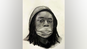 Sketch of Decatur sexual battery suspect, accused of 'grabbing' woman inappropriately release