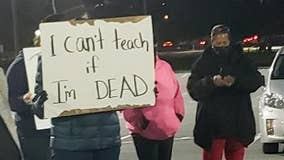 Cobb teachers demand transparency and safety measures during pandemic