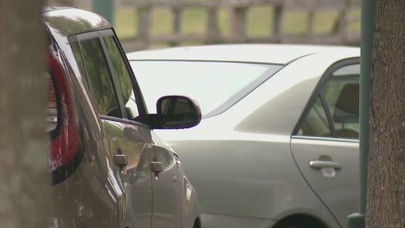 Thieves target cars left running or with key fobs inside