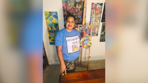 Atlanta woman overcomes house fire and pandemic to launch small business
