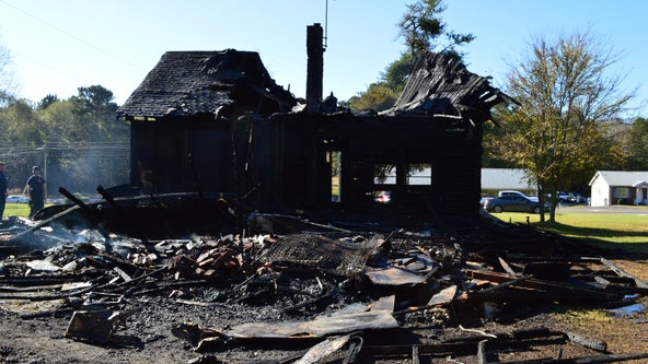 Jefferson vacant house fire ruled arson
