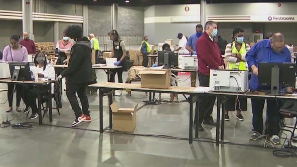 Midnight deadline for Georgia presidential recount approaches