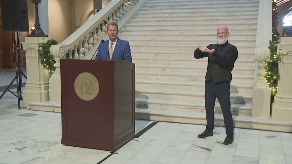 Gov. Kemp urges Georgians to remain vigilant over Thanksgiving holiday