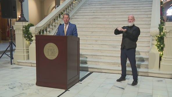 Gov. Kemp urges Georgians to remain vigilant over Thanksgiving holiday