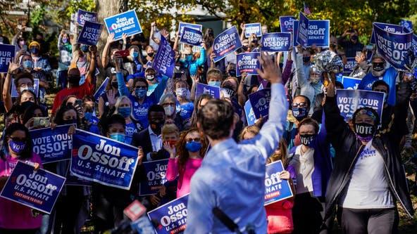 Senate control brings new urgency to Georgia turnout drive