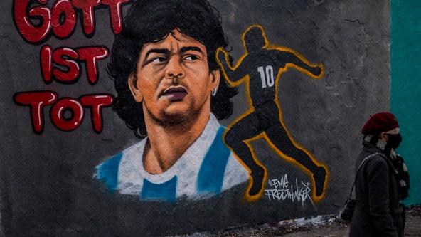 Soccer legend Diego Maradona's death prompts investigation into his doctors