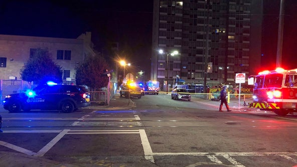 Police: Person shot in back in Sweet Auburn area of Atlanta