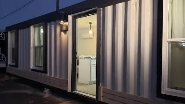 Atlanta couple wants to build container home communities