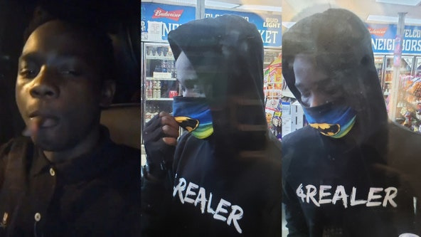 Police release photo of armed robbery suspect