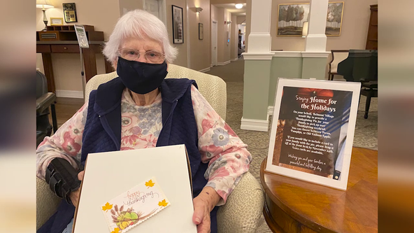 Georgia senior living home asking for cards to bring holiday cheer to residents