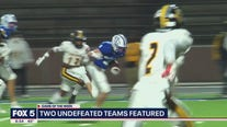 Game of the Week features 2 undefeated teams
