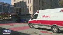Ambulance wait times in Atlanta