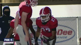 Atlanta Falcons/High 5 Sports Game of the Week: Dacula vs. Allatoona