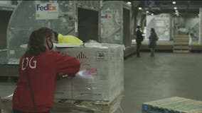 Small business owners concerned shipping delays will hurt their sales