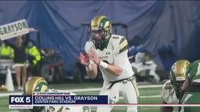 Collins Hill vs. Grayson - 7A Final