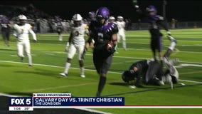Calvary Day vs Trinity Christian