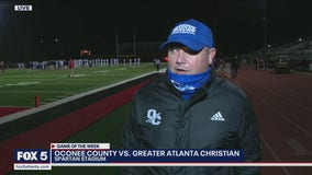 Game of the Week preview with Coach Noland