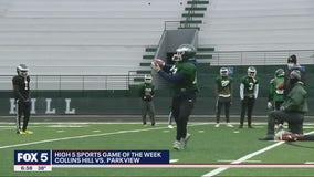 Playoff quarterfinals Game of the Week Preview: Parkview vs. Collins Hill
