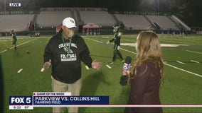 High 5 Sports Game of the Week Preview: Collins Hill vs. Parkview