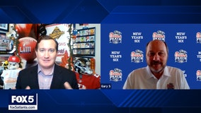 Chick-fil-A Peach Bowl President looks ahead to Sunday team announcement