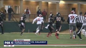 Rabun County vs Callaway