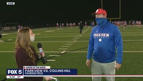 Game of the Week Preview: Parkview at Collins Hill
