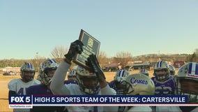Playoff semifinals Team of the Week: Cartersville Purple Hurricanes