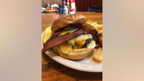 Burgers with Buck: Manuel's Tavern's McCloskey burger