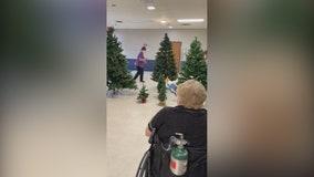 Nursing home residents go holiday 'deer hunting'