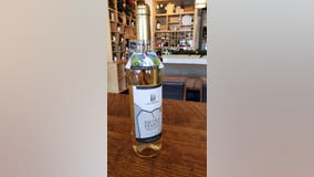 Dunwoody business owner honored with unique new wine