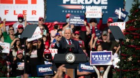 Vice President Pence returning to Georgia for 3rd Senate runoff rally