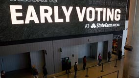 Dates, times for early voting at State Farm Arena and Mercedes-Benz Stadium