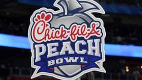 Georgia lands Peach Bowl date with Cincinnati in Atlanta