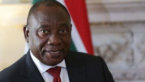 South African president bans sales of alcohol, orders bars closed amid COVID-19 spikes