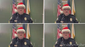 LaGrange police's 'Quarantine Quartet' remixes Christmas songs into music emphasizing safety