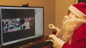 Signing Santa goes virtual for metro Atlanta students in 2020