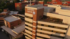 'Secret Garden' connects Shepherd Center patients with family during pandemic