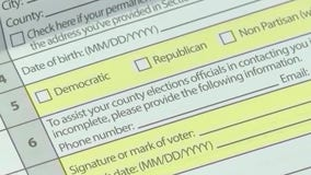 Absentee ballot signature match study moving forward