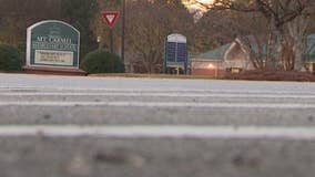 School crossing guard struck by hit-and-run driver
